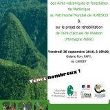Réunion publique Unesco : 30 septembre 2016