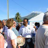 CLUB MED 2 A SAINT PIERRE: Le Parc Naturel de Martinique organise l'accueil des 250 passagers