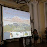 Présentation du projet de candidature de la Martinique au Patrimoine Mondial de l'UNESCO à Ségolène ROYAL