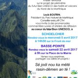 Invitation Ateliers 3 et 4 UNESCO
