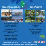 Balades Nautiques & Randonnées du Parc Naturel de Martinique