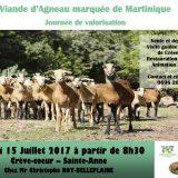 Journée de valorisation de la viande d'agneau marquée