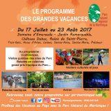 Profitez des Vacances au Pays avec le Parc Naturel de Martinique
