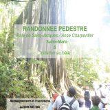 Invitation randonnée Baie de Saint-Jacques/Anse Charpentier