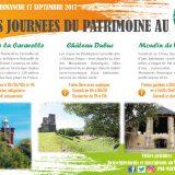 Les Journées du Patrimoine au Parc Naturel de Martinique