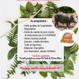 Bon plan PNM : Journée de promotion et de valorisation de la viande de porc créole