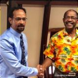 La préservation du patrimoine naturel, un objectif commun au PNM et à la Ville de Ducos