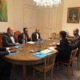 Une délégation reçue par la Ministre des Outre-Mer pour la candidature de la Martinique au Patrimoine Mondial de l'UNESCO