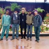 La Martinique, invitée d'honneur des 12emes Floralies Internationales de Nantes