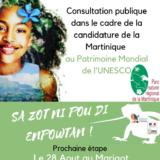 BOKANTAJ UNESCO Tour fait étape au Marigot