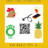 ZERO CHLORDECONE : Une application numérique pour les produits labellisés et disponibles en grande surface