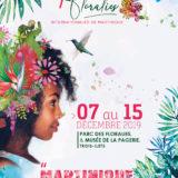Inauguration 4emes FLORALIES INTERNATIONALES DE MARTINIQUE