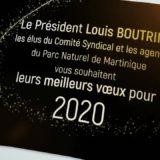 Bonne Année 2020 avec le Parc Naturel de Martinique