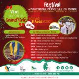 Vini wè nou Gran Riviè Festival 3M - 8 Aout 2020