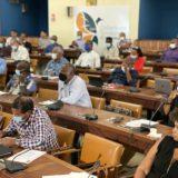Le nouveau Comité Syndical du PNM
