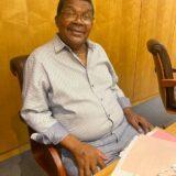 Félix ISMAIN est le nouveau président du Parc Naturel Régional de la Martinique